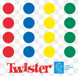 Clipart twister png royalty free download Licenses - Winning Moves Classic Twister Clipart (#1500726) - PinClipart png royalty free download
