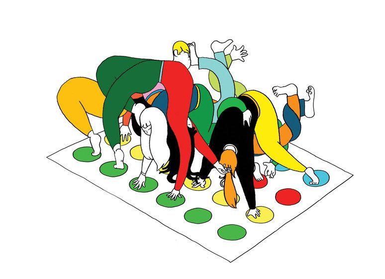 Clipart twister image royalty free stock Twister Sister – Celyn – Illustrators | Fun | Illustration art, Art ... image royalty free stock