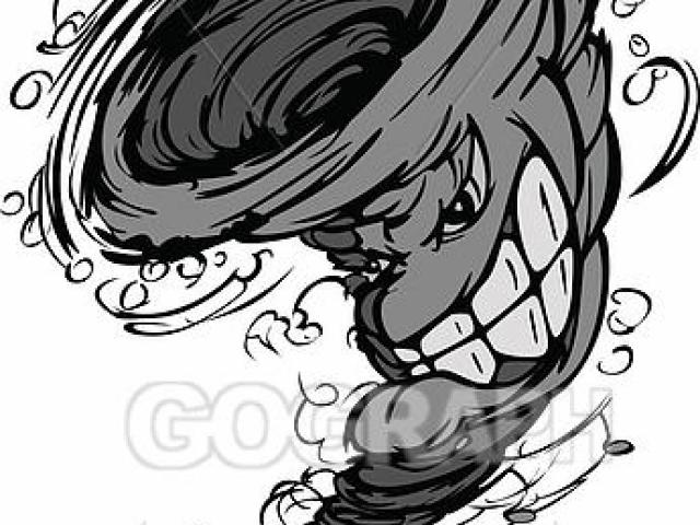 Clipart twister clipart black and white download Twister Clipart dust storm 6 - 345 X 470 Free Clip Art stock ... clipart black and white download