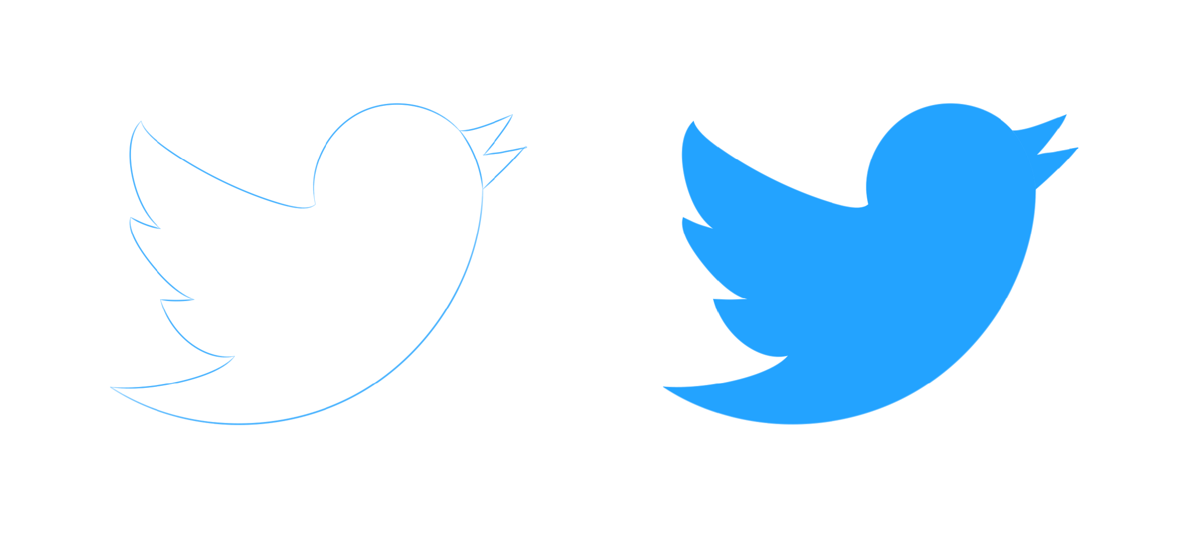 Clipart twitter png royalty free library Twitter clipart logo - ClipartFest png royalty free library