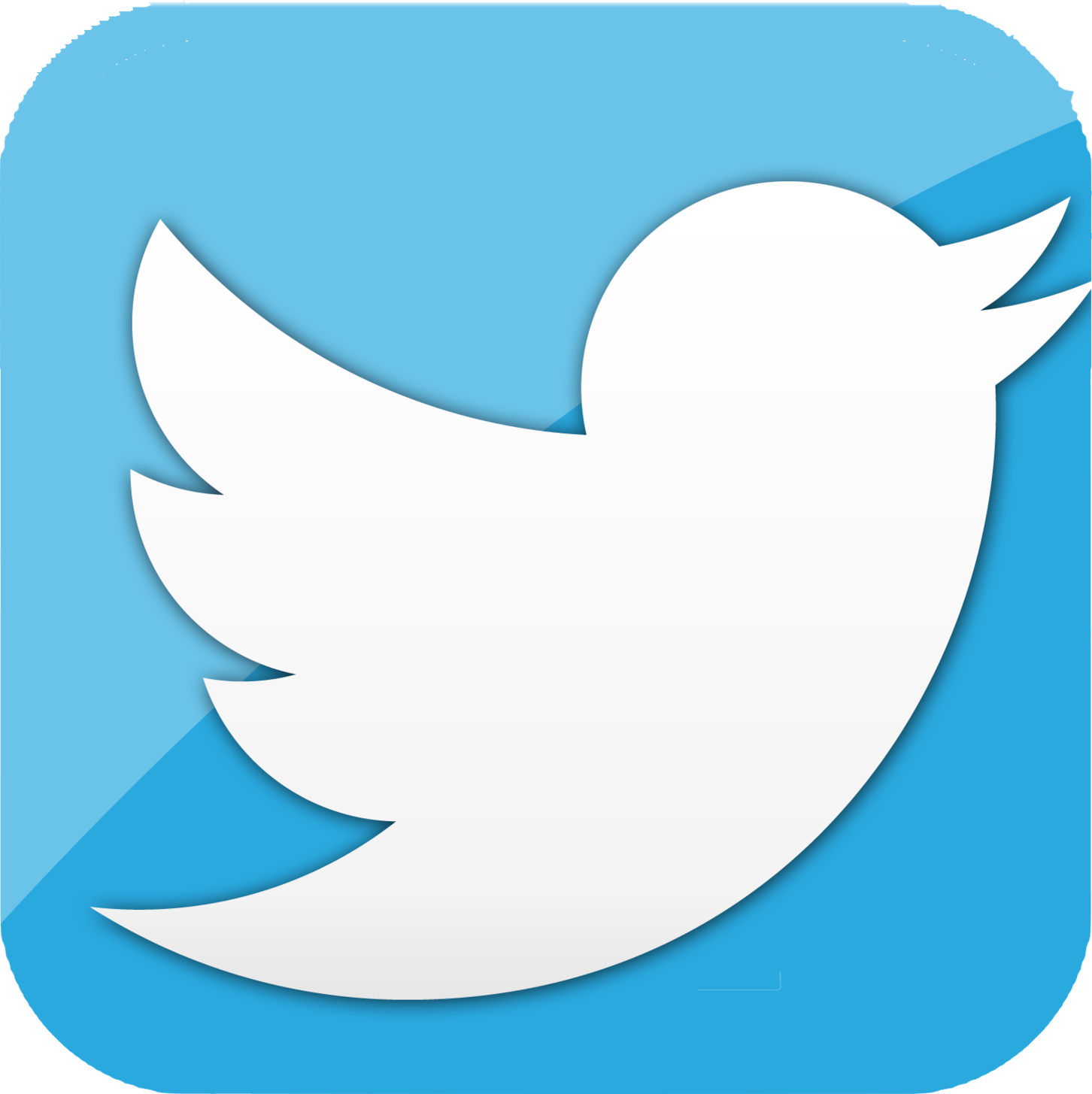 Clipart twitter logo. Clipartfest download