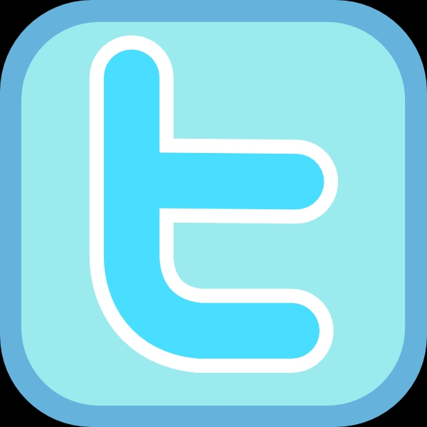 Clipart twitter logo. Download