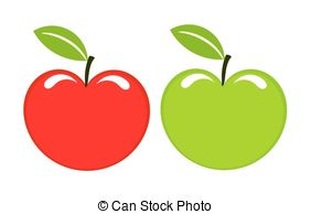 Clipart two vector royalty free library Two apples Illustrations and Clipart. 602 Two apples royalty free ... vector royalty free library