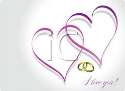 Clipart two hearts intertwined clipart royalty free stock Images 44,671 Wedding rings clip art Two Gold Hearts Intertwined ... clipart royalty free stock