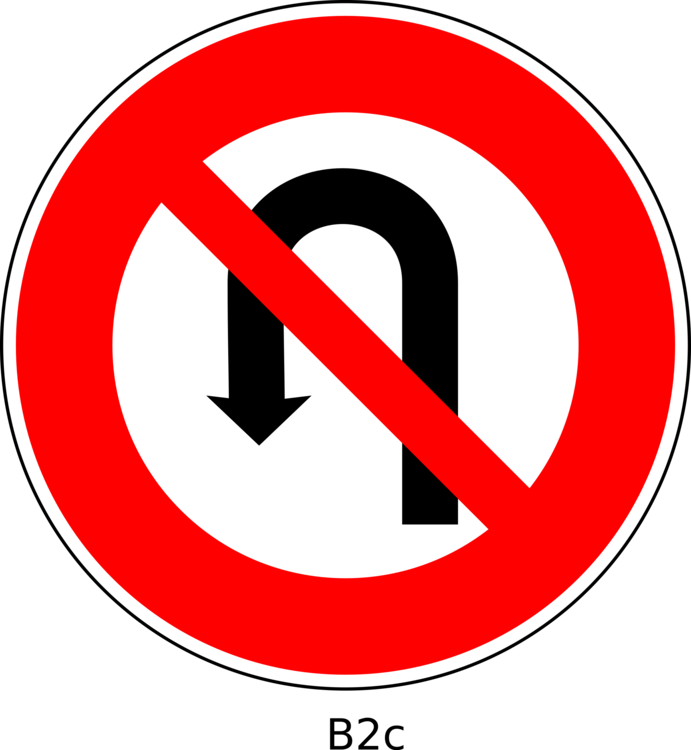 Clipart u turn image royalty free library Traffic Sign U Turn Road Signs In Singapore CC0 Area Text Symbol ... image royalty free library
