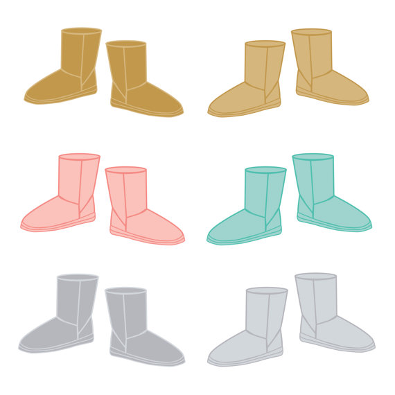 Clipart uggs image black and white stock Free Uggs Cliparts, Download Free Clip Art, Free Clip Art on Clipart ... image black and white stock
