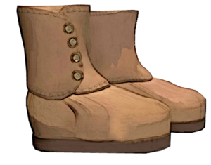 Clipart uggs jpg freeuse library Boots Uggs | Free Images at Clker.com - vector clip art online ... jpg freeuse library