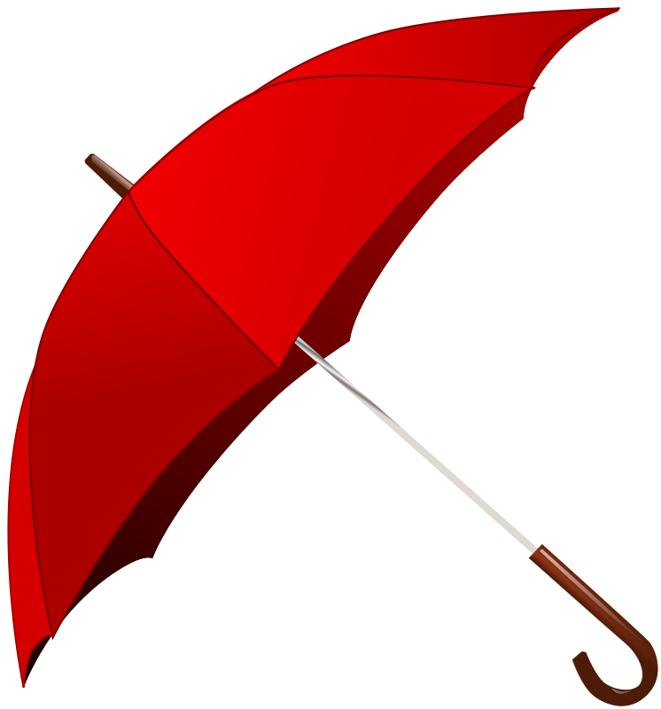 Clipart umbrella vector library stock Free Umbrella Clipart - Clipart Kid vector library stock