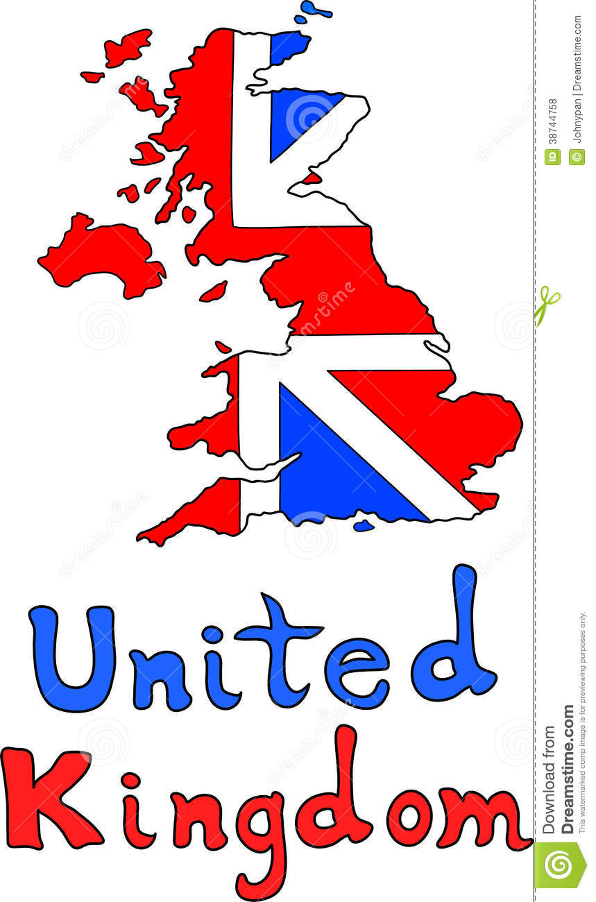 Map clipartfest uk. Clipart united kingdom