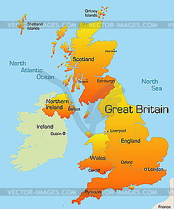 Clipart united kingdom. Clipartfest vector