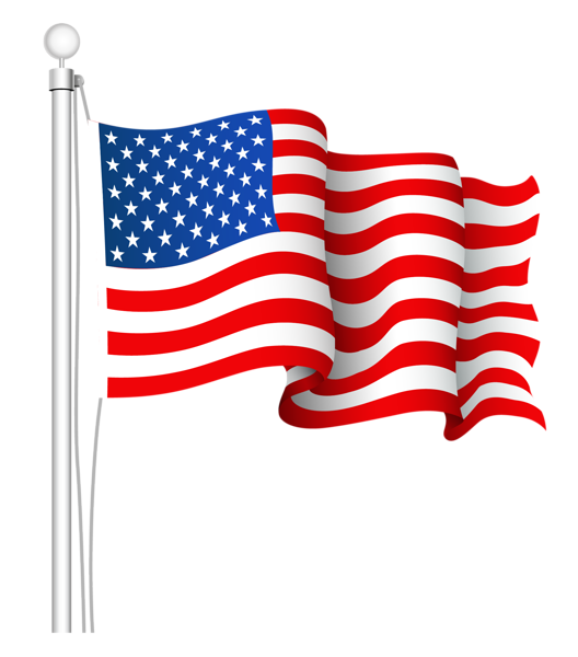 Flag of united states clipart banner library download United States Flag PNG Clipart Picture | Gallery Yopriceville ... banner library download