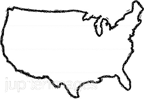 Clipart united states outline clip art library stock Blank Map Outlines. Blank. Free Image About Wiring Diagram ... clip art library stock