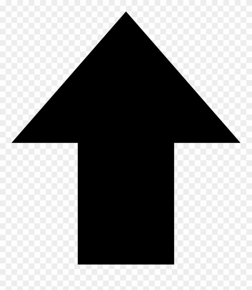 Clipart up arrow vector royalty free stock Large Arrow Up Comments - Arrow Up Clipart (#3651856) - PinClipart vector royalty free stock