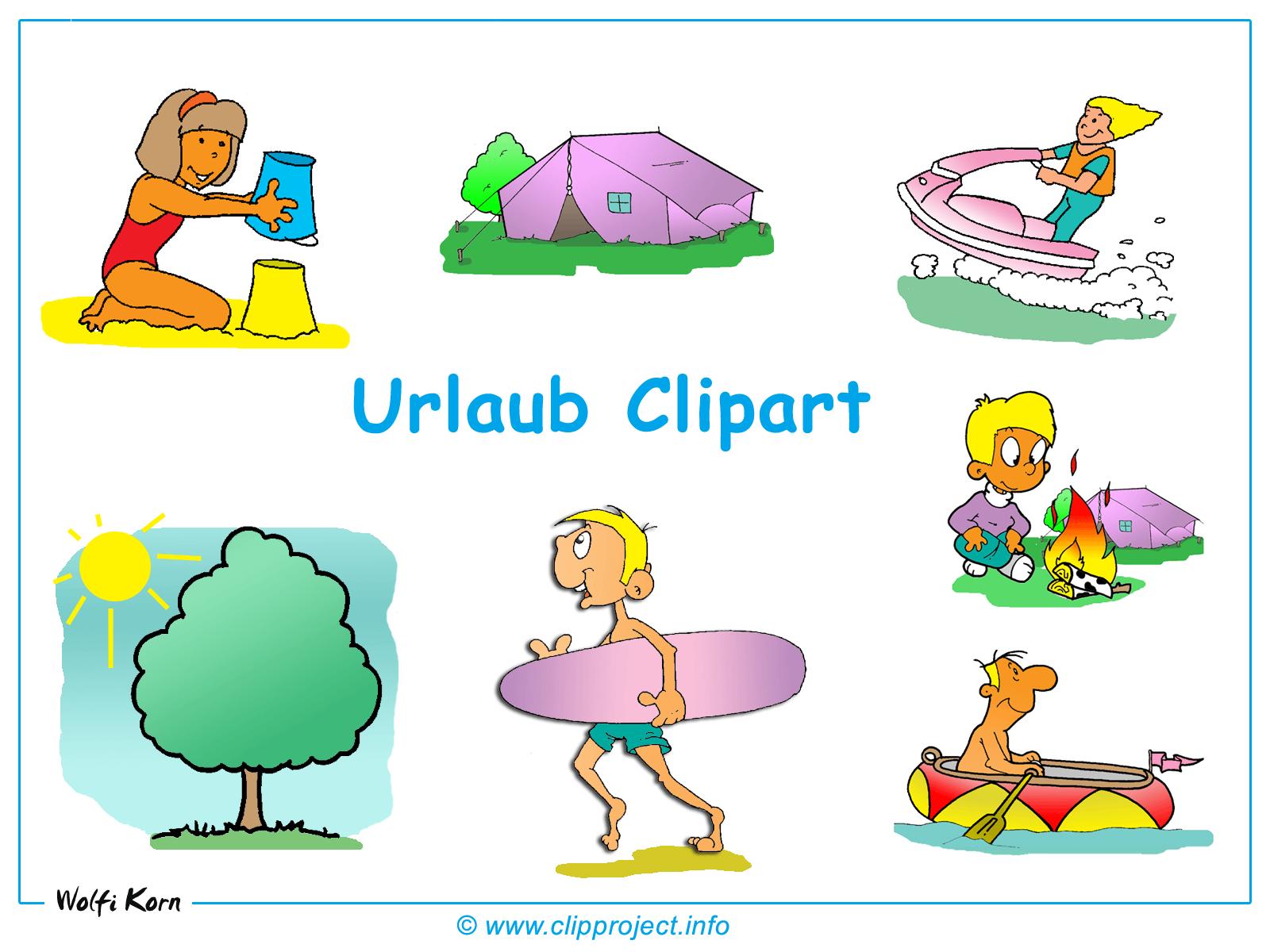 Clipart urlaub kostenlos svg freeuse Urlaub Clipart - Desktopbild kostenlos svg freeuse