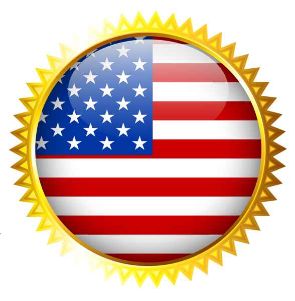 United states flags clip art image library library United States Flag Decoration PNG Clipart Picture | America red ... image library library