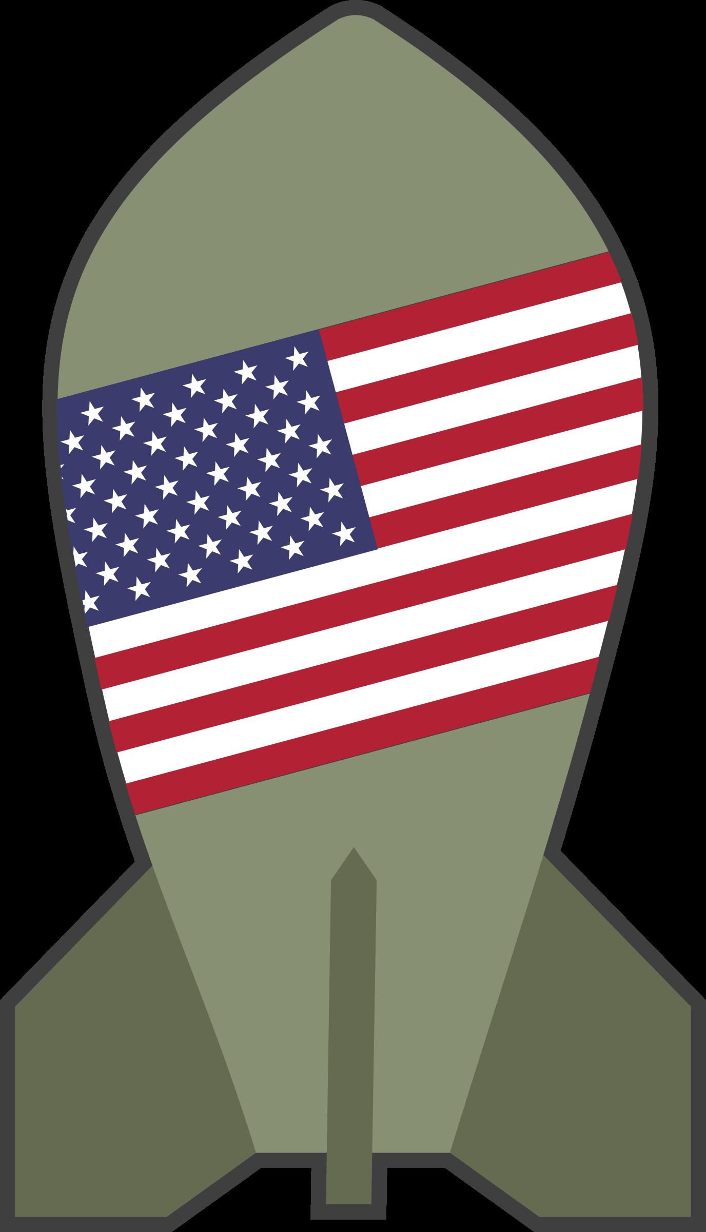 Clipart us banner transparent Clipart - U.S. American Bomb banner transparent