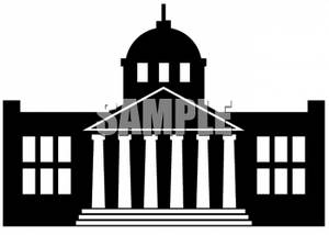 Clipart us capitol building graphic royalty free download Clipart Picture of the U.S. Capitol Building graphic royalty free download