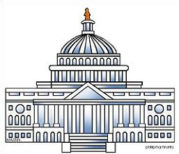 Clipart us capitol building graphic stock Free US Capitol Building Clipart graphic stock