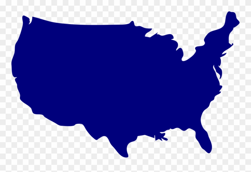 Us map clipart states clipart free stock United States Map Clipart Free Download Best United - Us Map Outline ... clipart free stock