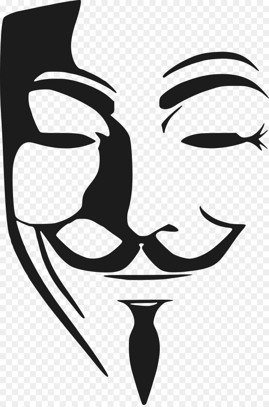 Guy fawkes mask clipart picture freeuse V For Vendetta Clipart 6 - 900 X 1360 Free Clip Art stock ... picture freeuse