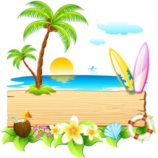 Clipart vacances picture freeuse library Cliparts vacances picture freeuse library