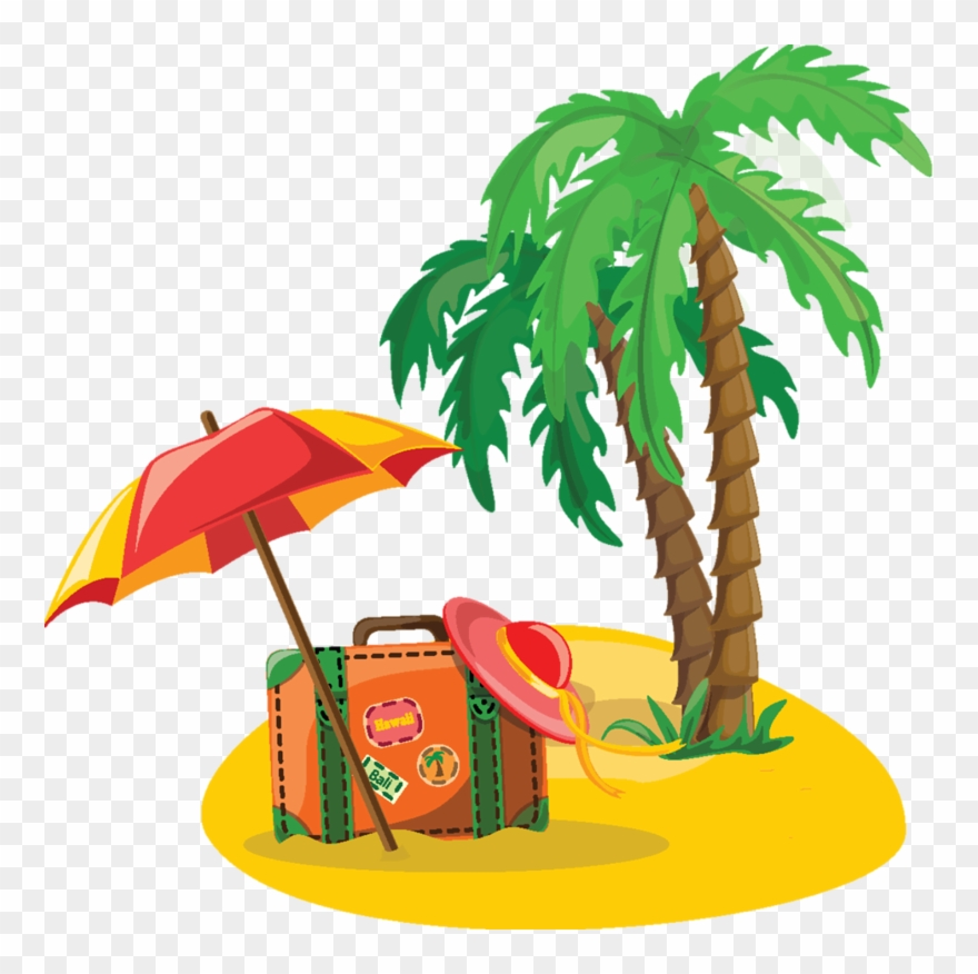 Clipart vacances free library Clipart Vacances D Clipart Station - Summer Travel Clipart - Png ... free library