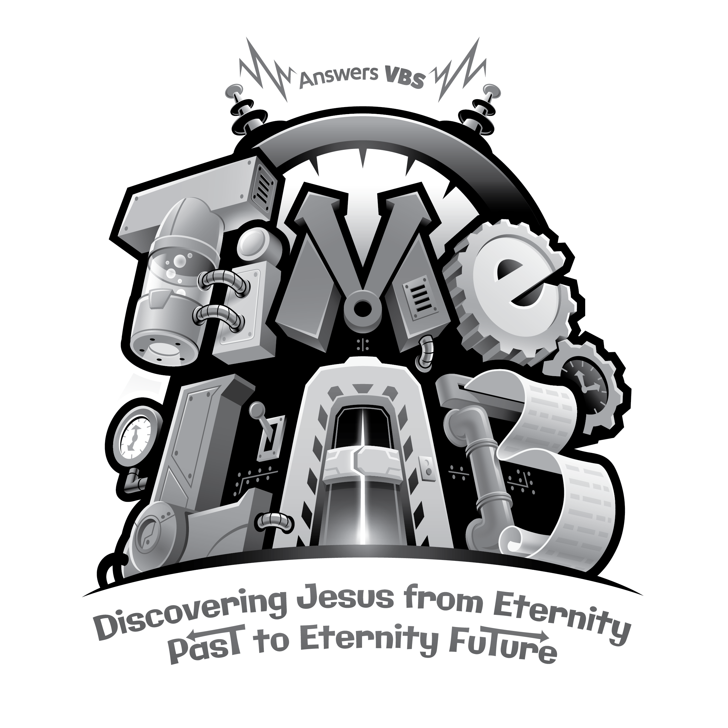 Walk to school clipart black and white image library library VBS > VBS 2018 Themes > Time Lab VBS 2018 > Time Lab Free Resources image library library