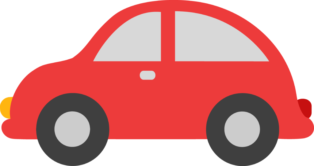 Family car clipart.  red images free