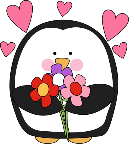 Clipart valentines day clipart black and white download Valentine's Day Clip Art - Valentine's Day Images black and white download