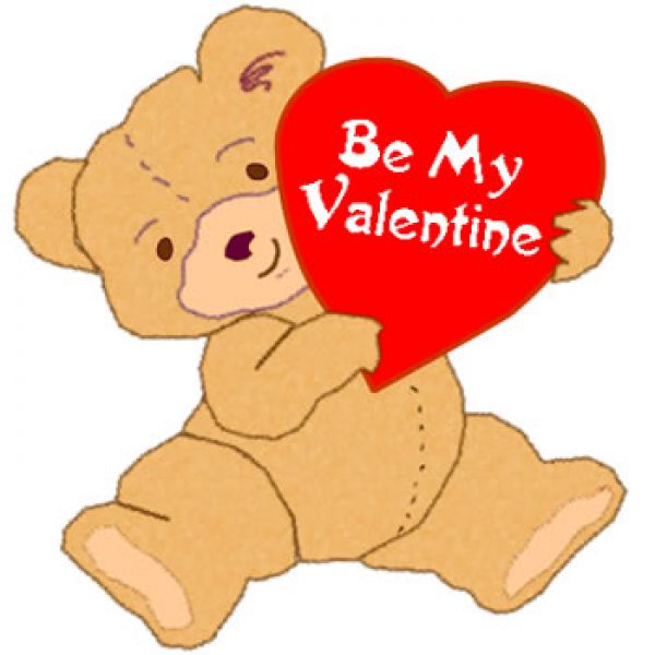 Clipart valentines day free image freeuse download Free clipart valentines day hearts - ClipartFest image freeuse download