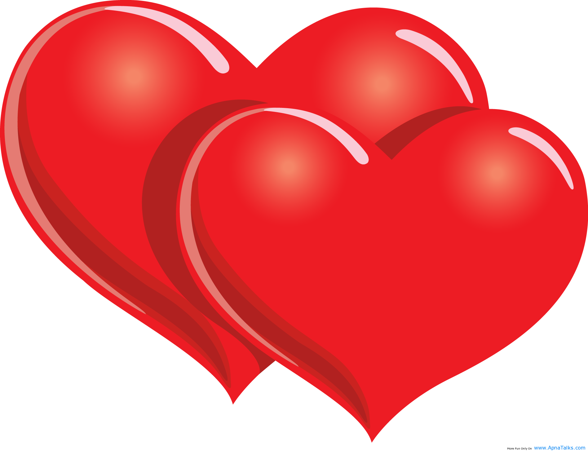 Clipart valentines day hearts graphic black and white library Free Valentine Day Pictures Hearts, Download Free Clip Art, Free ... graphic black and white library