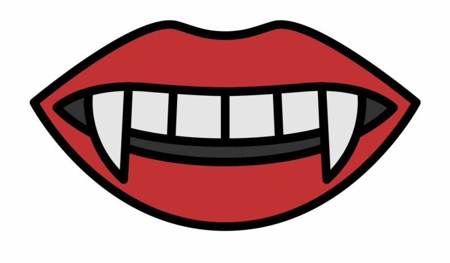 Clipart vampire teeth