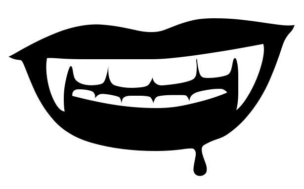 Clipart vampire teeth free library bloody fangs | Halloween in 2019 | Vampire fangs, Vampire art, Teeth ... free library