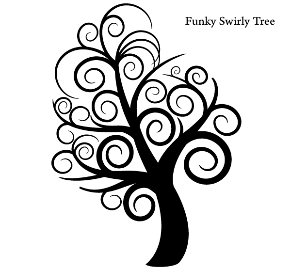 Clipart vector free download clip art black and white download Tree Vector Free | Free Download Clip Art | Free Clip Art | on ... clip art black and white download