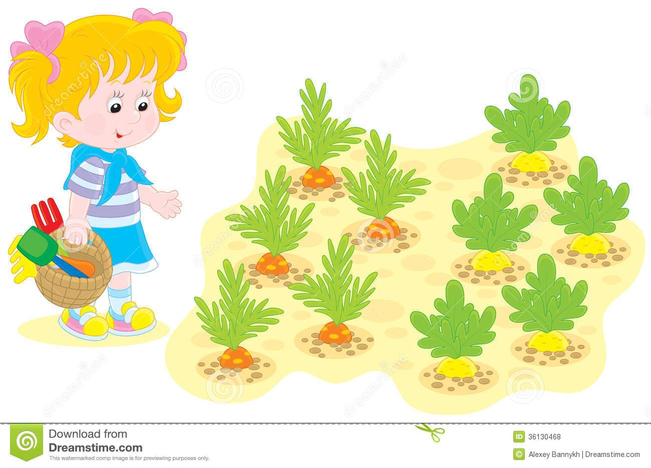 Clipart vegetable garden freeuse stock Vegetable Garden Graphic With Vegetable Garden Clipart Kids Garden ... freeuse stock