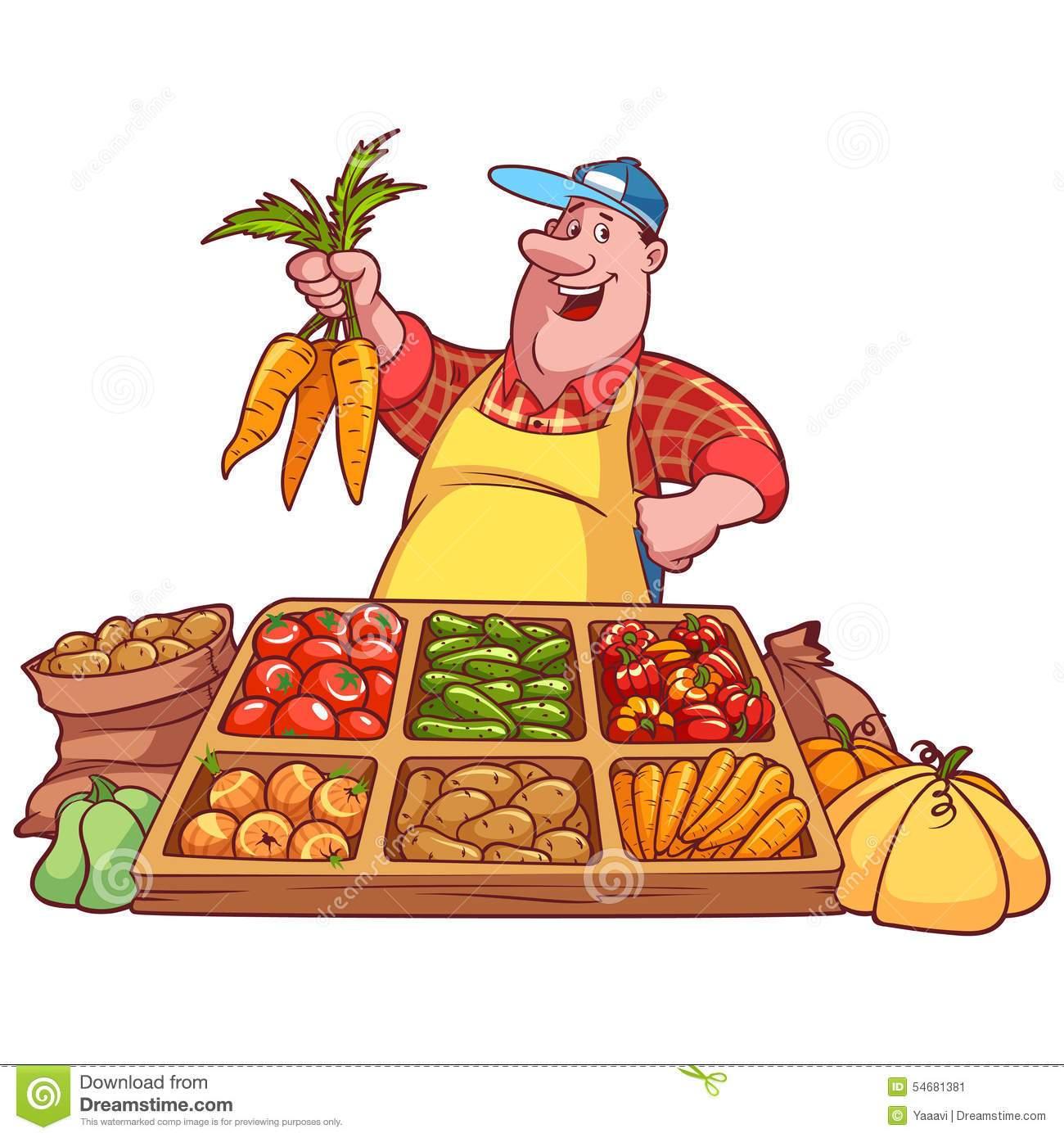 Clipart vendor download Vegetable vendor clipart » Clipart Portal download