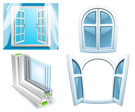 Clipart ventana freeuse library Imágenes clip art y gráficos vectoriales Ventana gratuitos - Clipart.me freeuse library