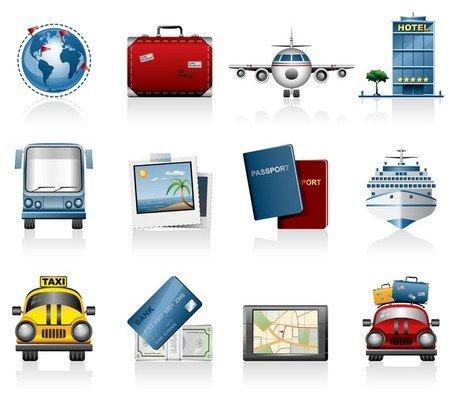 Clipart viajes clip black and white download Imágenes clip art y gráficos vectoriales Viajes viajes icono ... clip black and white download