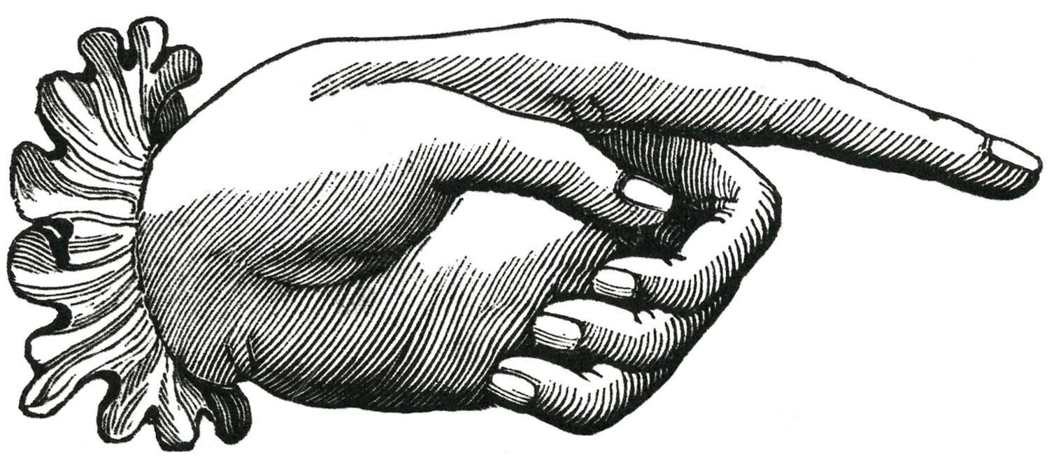 Clipart victorian pointing finger picture free download 6 Hand Pointing Finger Clipart - Steampunk! - The Graphics Fairy picture free download