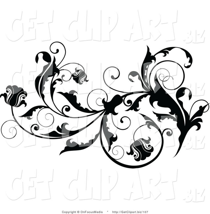 Clipart vines and flowers banner transparent download 1000+ images about leaves and vines on Pinterest | Vine tattoos ... banner transparent download