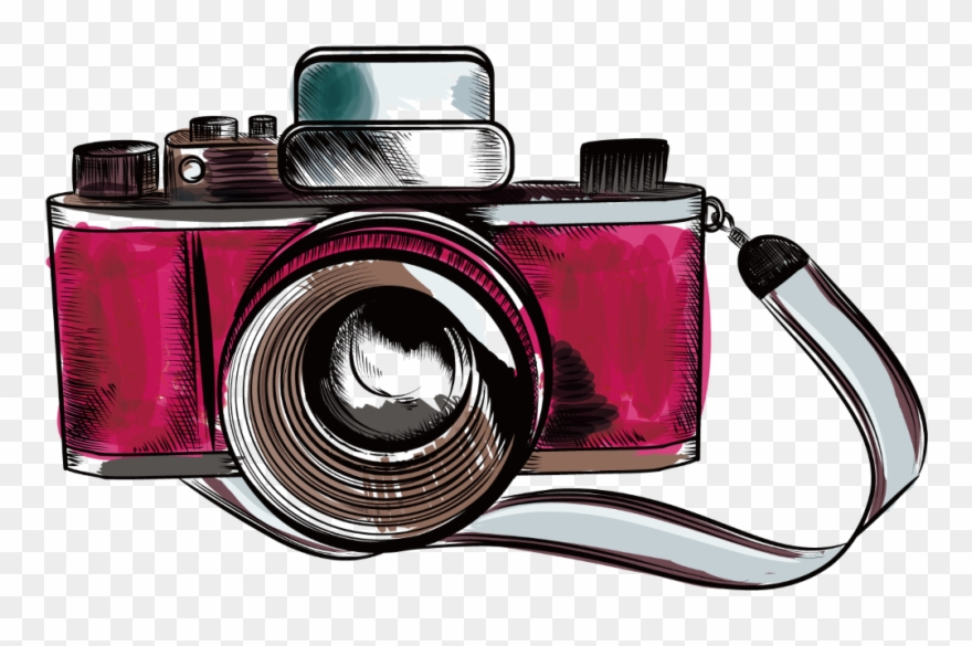 Clipart vintage camera graphic stock Ftestickers Clipart Camera Vintage Retro - Vintage Camera Vector Png ... graphic stock