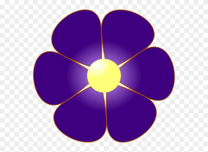 Clipart violets flowers clip free Violet Flowers Clip Art - Png Download (#500435) - PinClipart clip free