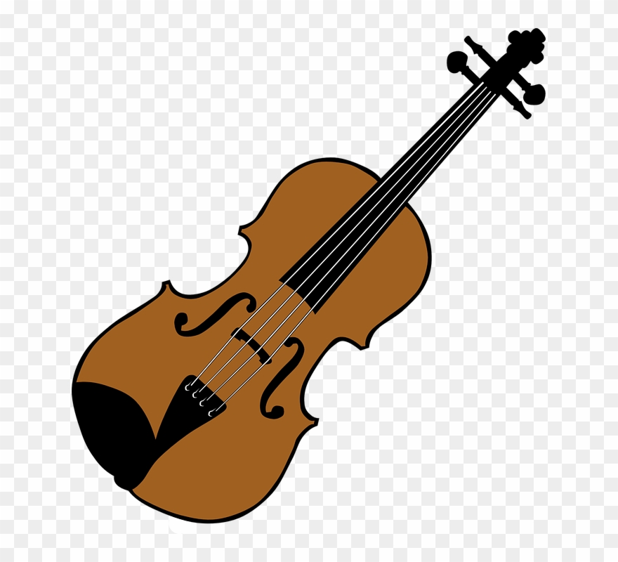 Clipart violin png free download Instrument Clipart Fiddle - Violin Clipart - Png Download (#373966 ... png free download
