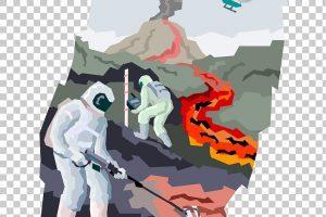 Clipart volcanologist clip transparent Volcanologist clipart 4 » Clipart Portal clip transparent