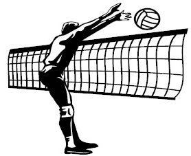 Clipart volleyball kostenlos jpg library stock Volleyball clipart kostenlos - ClipartFox jpg library stock