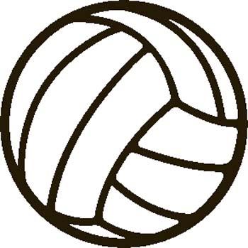 Clipart volleyball kostenlos svg Beach Volleyball Clipart | Clipart Panda - Free Clipart Images svg