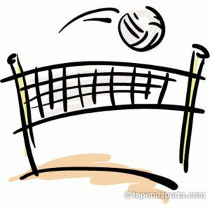 Clipart volleyball kostenlos banner stock Volleyball clipart kostenlos - ClipartFest banner stock