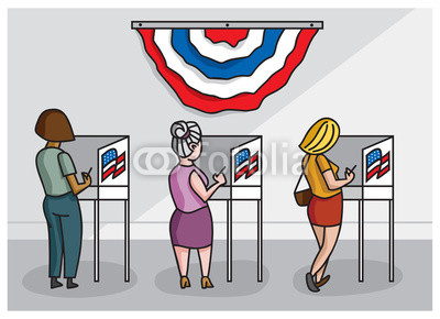 Clipart voting booth image transparent Voting booth clipart 7 » Clipart Station image transparent