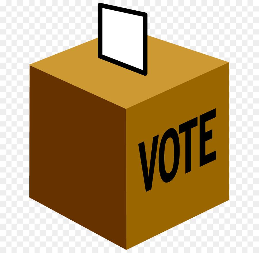 Clipart voting booth jpg transparent Voting Yellow png download - 880*880 - Free Transparent Voting png ... jpg transparent