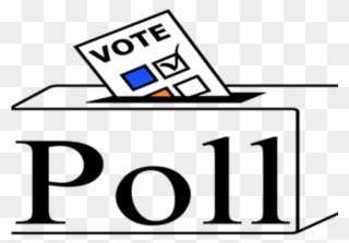 Voting poll clipart clipart library download Vote Clipart Canadian Election - Voting Poll - Png Download - Full ... clipart library download
